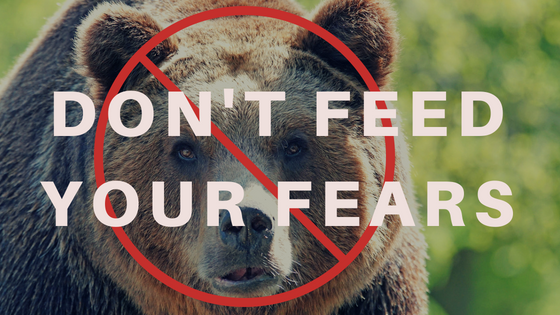 5 Simple Steps To Conquer Fear