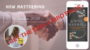 Everyone Communicates, Few Connect Teleconference Mastermind (EARLY BIRD PRICE!)