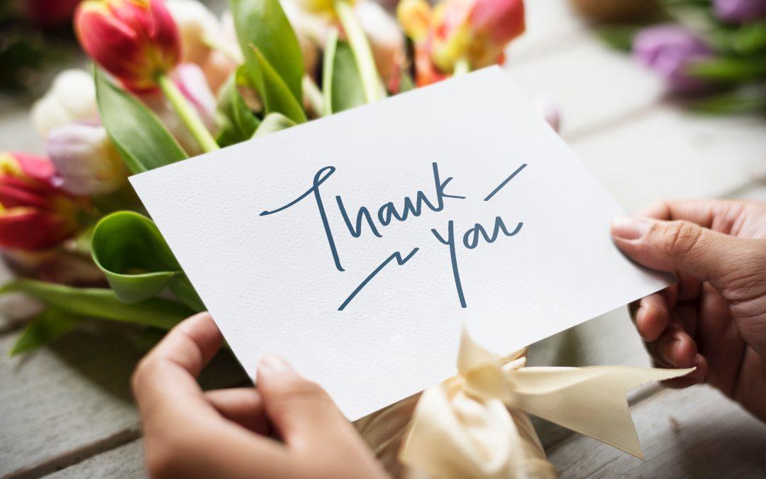10 Ideas To Help You Develop A Gratitude Mindset