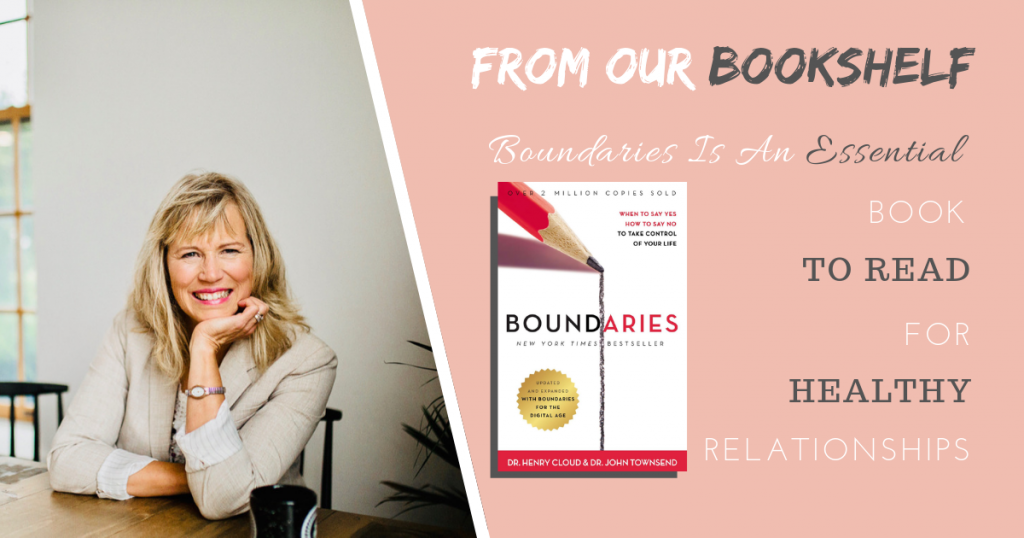 Image of Boundaries book