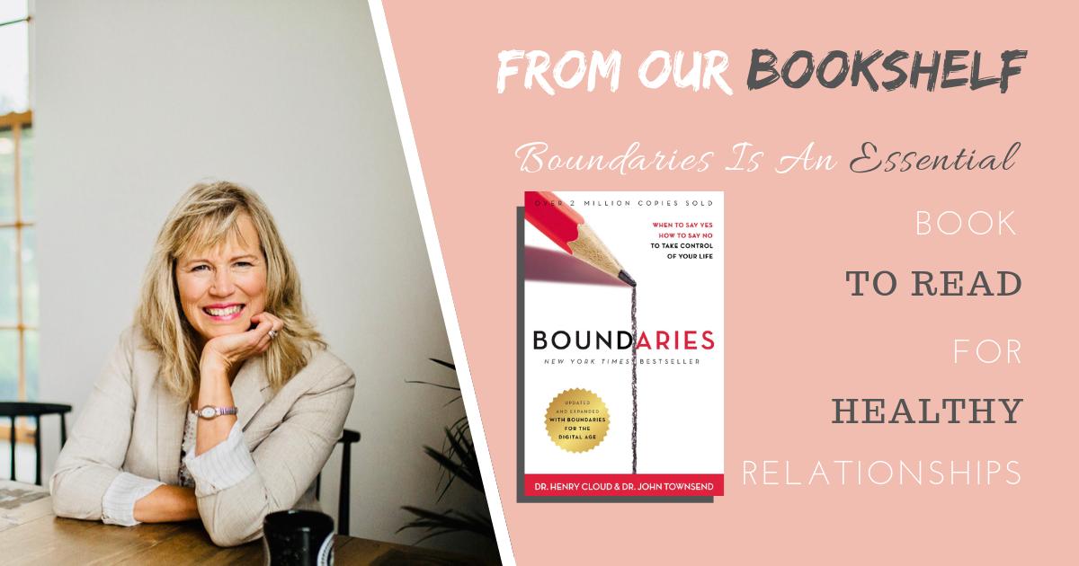 Image of Boundaries book